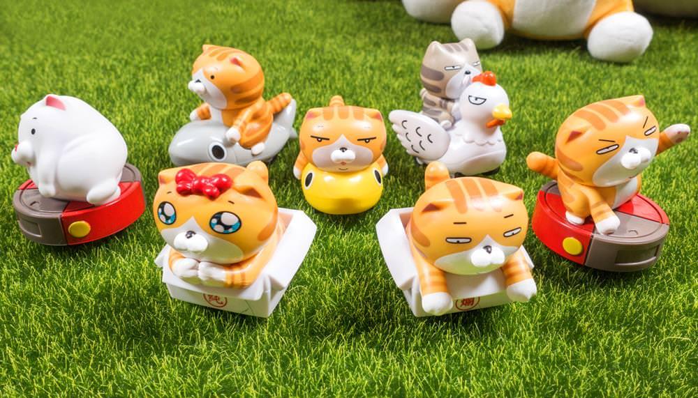 白爛貓迴力車2