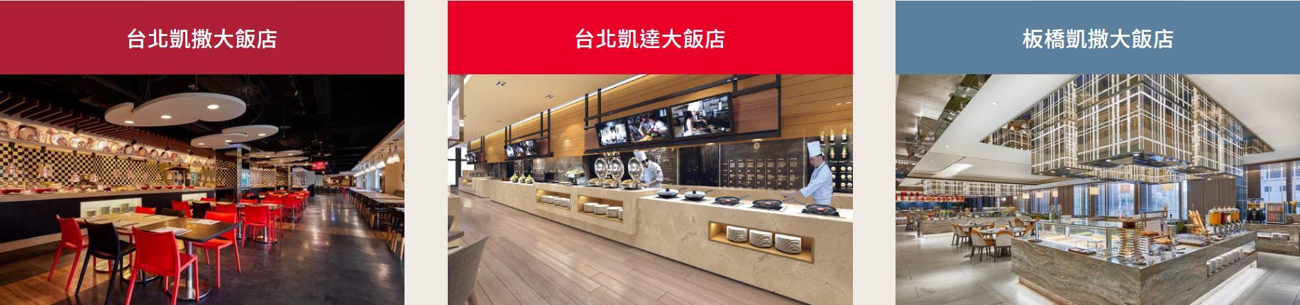 【2019 ITF旅展】凱撒飯店連鎖推出超狂限量聯合餐券(最低6.6折起) - threeonelee.com