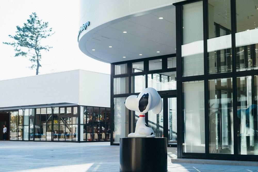 【史努比博物館】東京南町田Grandberry Park出現8公尺療癒系巨大史努比 - threeonelee.com
