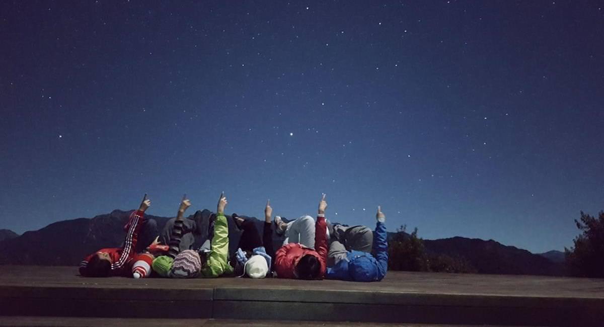 【阿里山賞櫻、觀星營】阿里山冬季大鑽石天文營,白天賞櫻、夜觀滿天星 - threeonelee.com