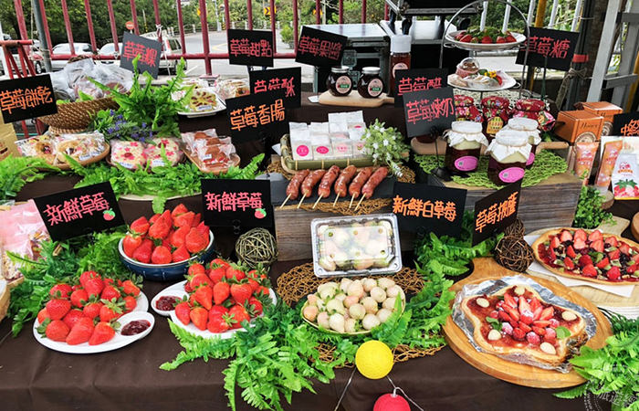 【2021內湖草莓季】白石湖20家草莓園、採草莓行程、交通、內湖住宿攻略 - threeonelee.com