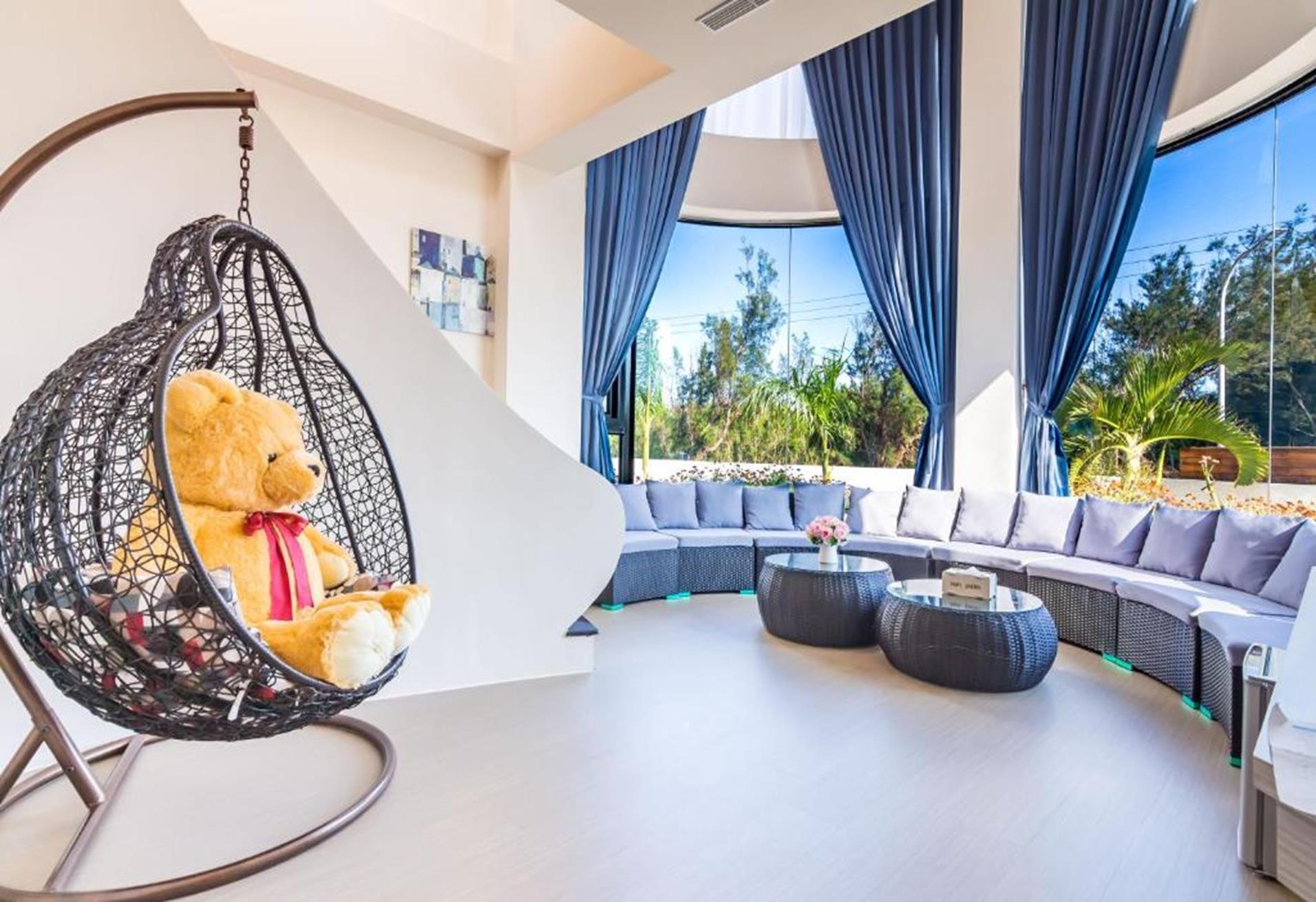 澎湖親子民宿 陽光棕櫚渡假Villa