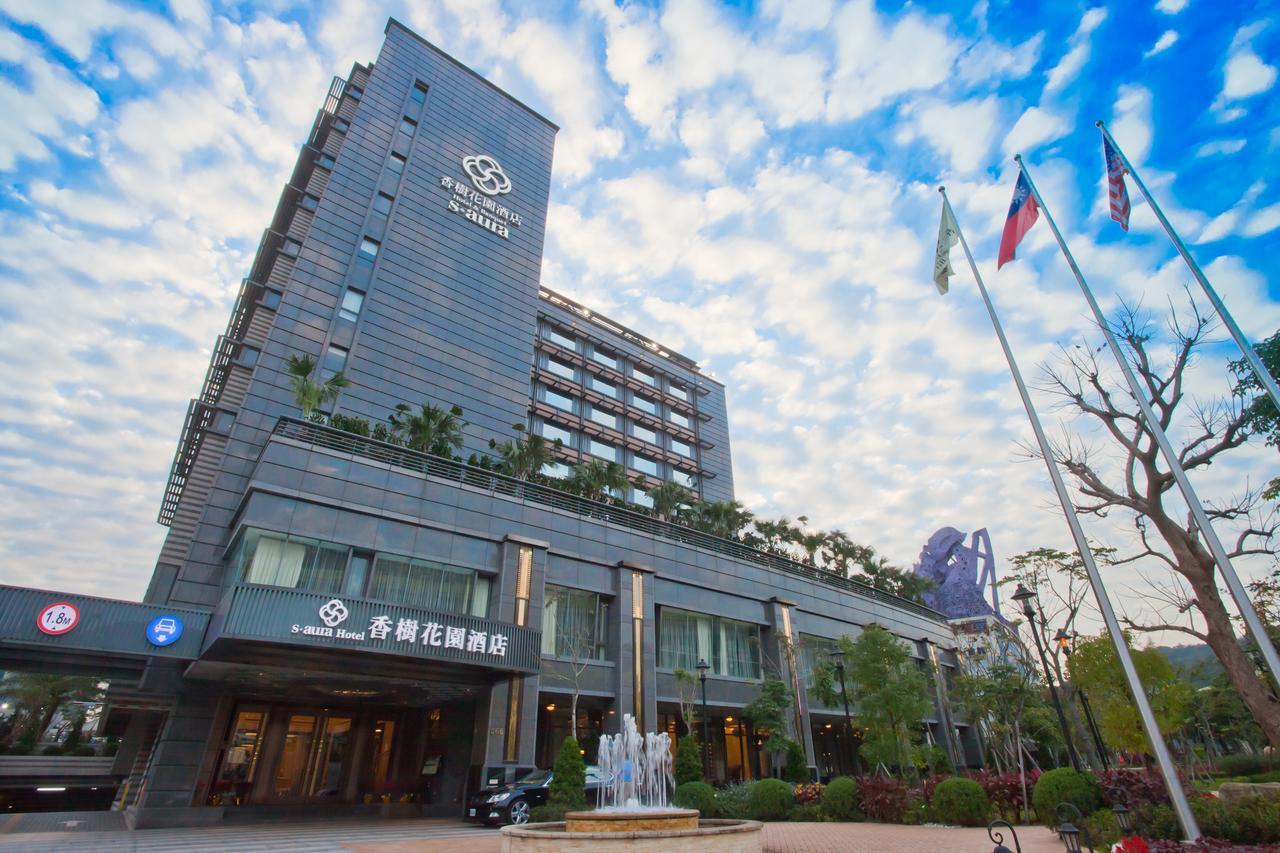 內湖住宿推薦,香樹花園酒店,台北住宿飯店,美麗華飯店