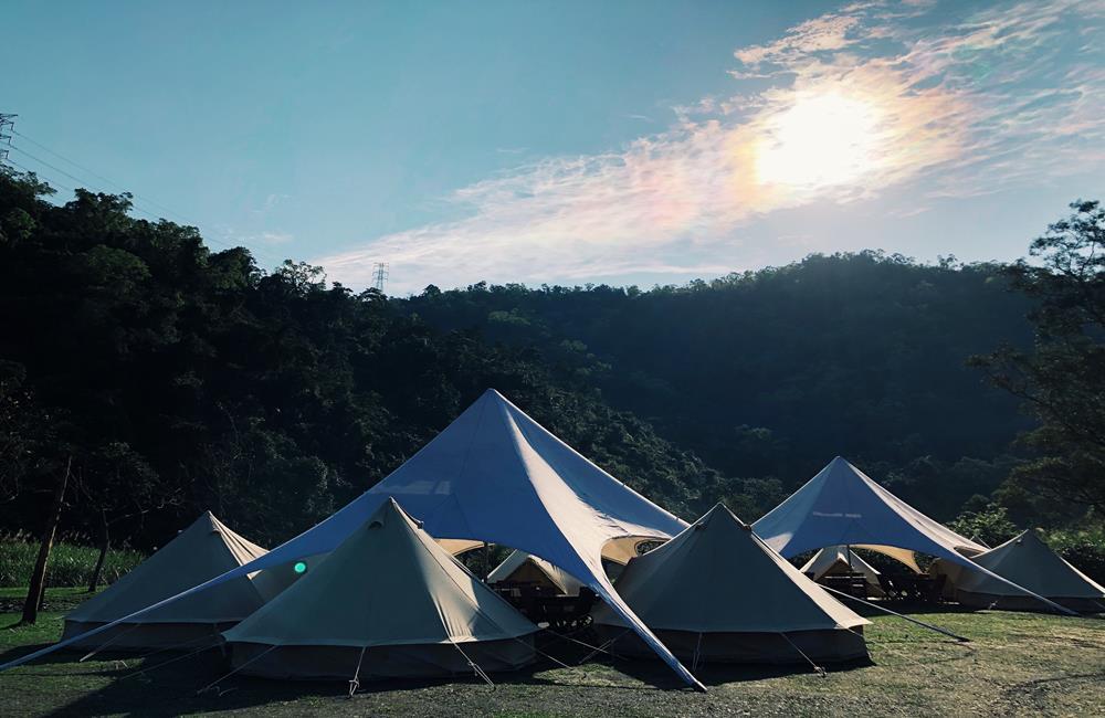 宜蘭露營推薦 東風綠活