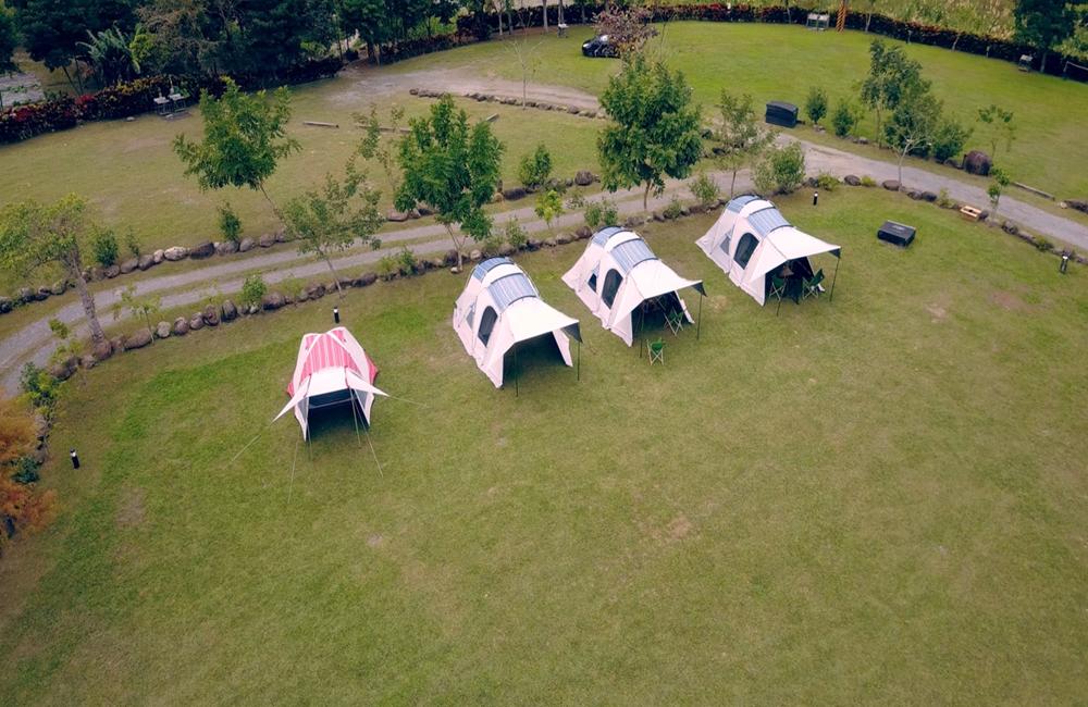 宜蘭露營推薦那山那谷休閒農場