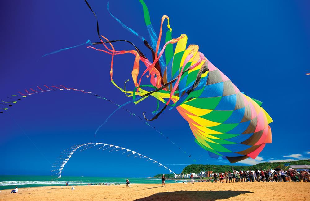 石門風箏公園 風箏節