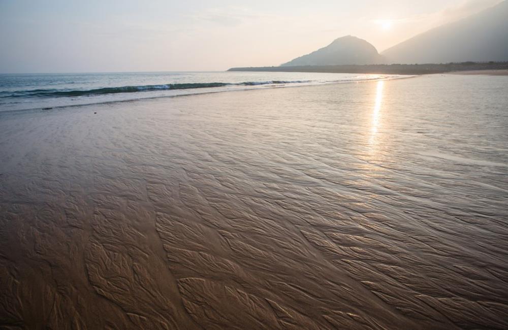 塘后道沙灘,馬祖北竿景點