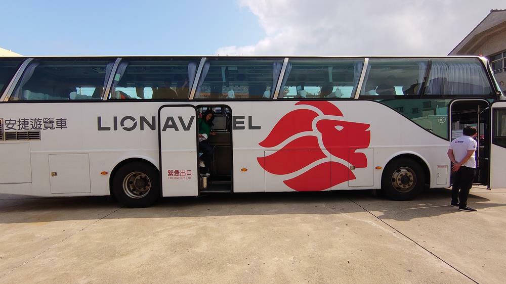 澎湖島可夢環島專車,澎湖觀光巴士,雄獅澎湖島可夢