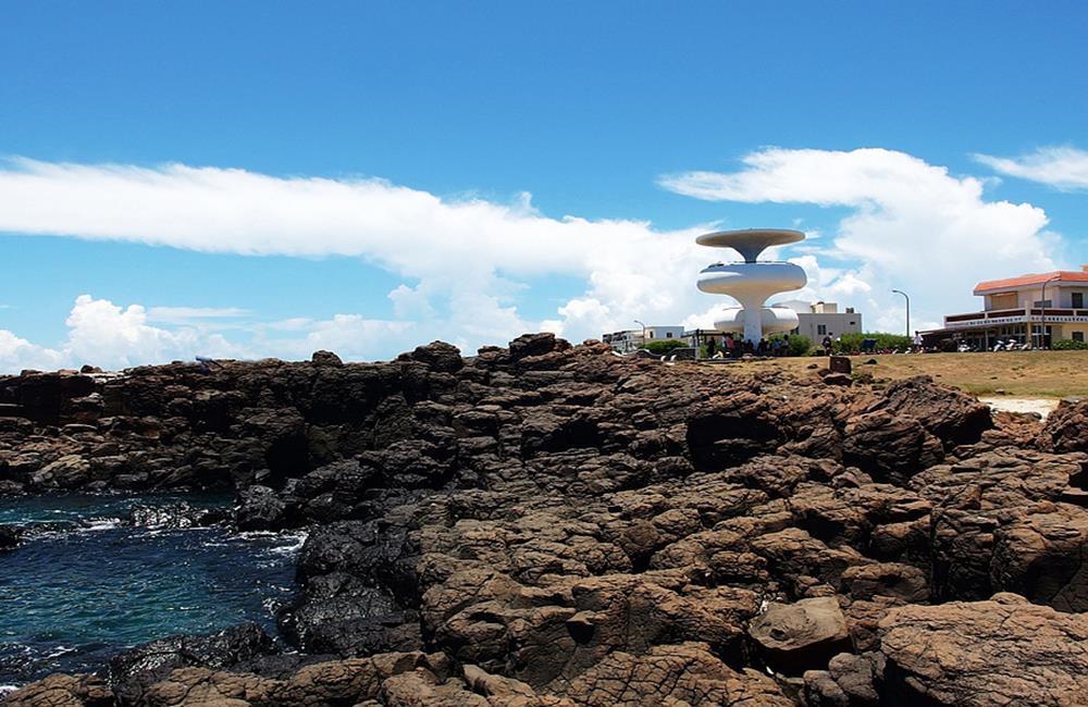 風櫃聽濤,風櫃洞,澎湖景點,湖島可夢環島專車,澎湖觀光巴士,澎湖自由行