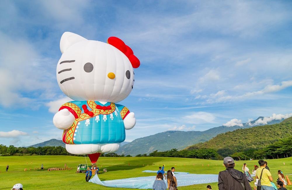 台東熱氣球,台東熱氣球繫留體驗,熱氣球繫留,熱氣球繫留體驗預約時間,臺灣熱氣球嘉年華