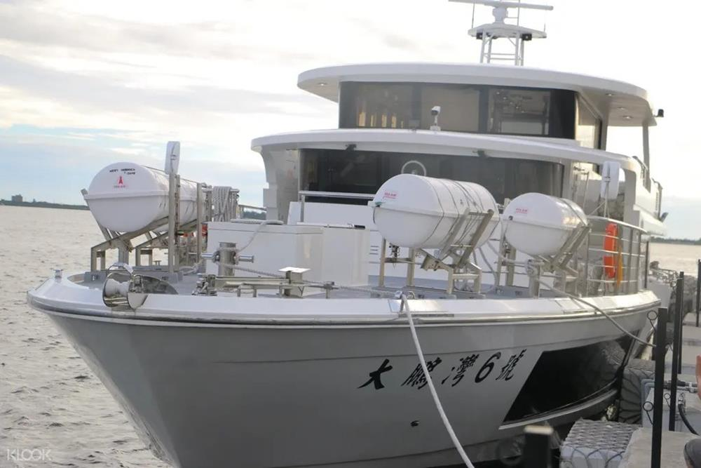 小琉球船票,鵬琉線,濱灣碼頭,小琉球交通,小琉球民營交通船
