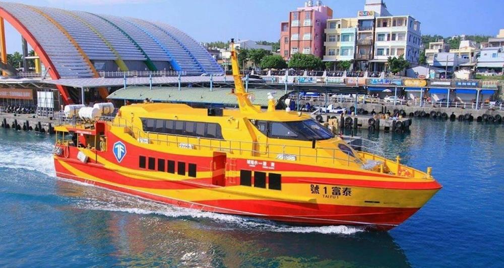東港碼頭,東琉線,小琉球船票,小琉球交通