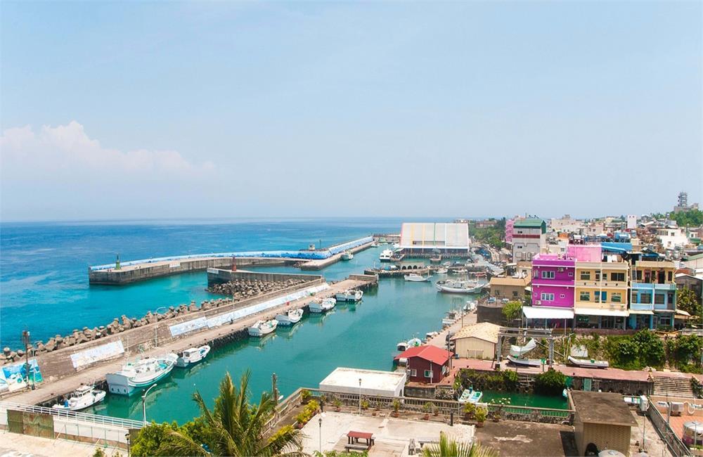 白沙觀光港,白沙尾漁港,白沙尾觀光港,白沙尾港,小琉球,小琉球景點