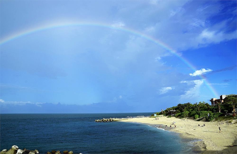 中澳沙灘,綠蠵龜,綠蠵龜棲息地,綠蠵龜保護區,小琉球,小琉球景點