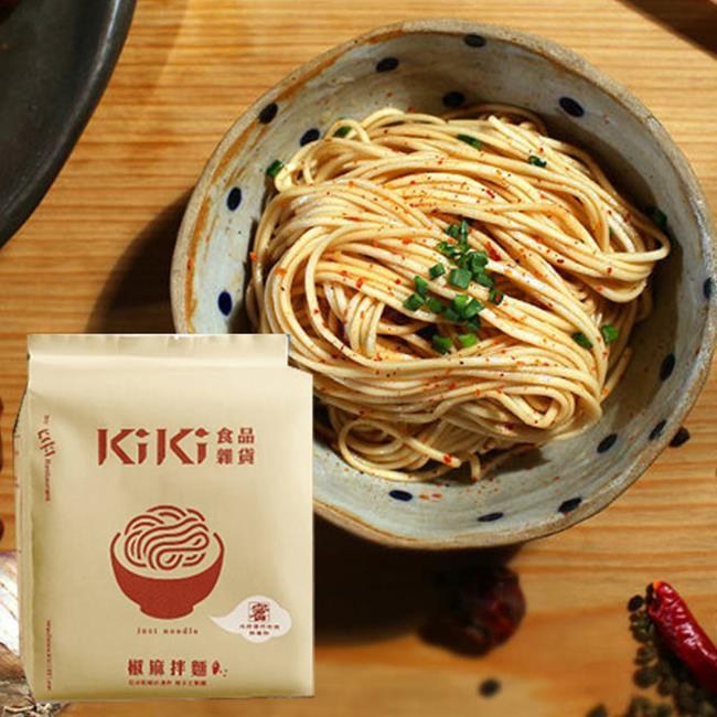 KiKi拌麵,拌麵,KiKi拌麵,賈以食日,老媽拌麵,大師兄,大師兄銷魂麵舖,台灣人氣拌麵獨家組合