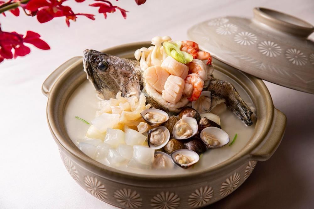 龍虎海鮮鍋,台北萬豪酒店,外帶,KLOOK,客路,宅配,便當,疫起宅在家,外帶便當,外帶火鍋,外帶美食