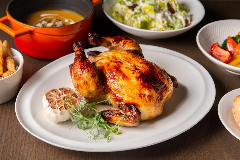 黃金脆皮烤雞,台北萬豪酒店,外帶,KLOOK,客路,宅配,便當,疫起宅在家,外帶便當,外帶火鍋,外帶美食