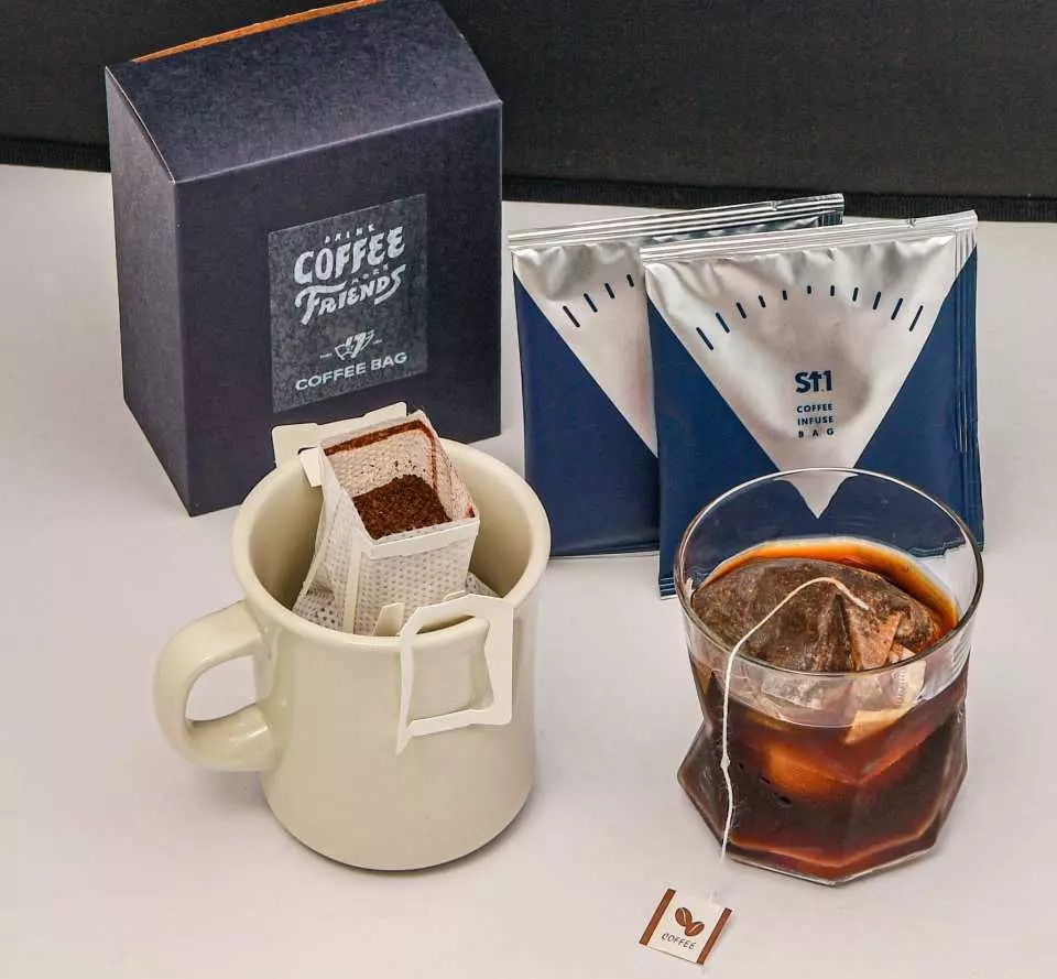 Coffee stopover,咖啡,掛耳包,濾掛咖啡包,台中天團全明星備戰糧包,台中美食