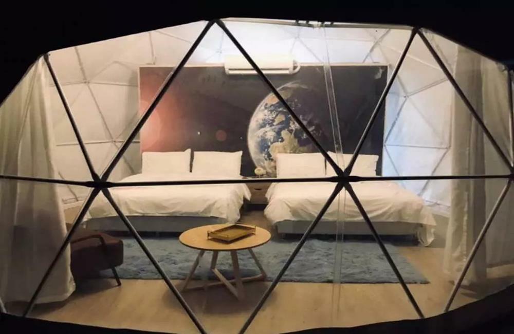台東露營推薦,海邊舟舟,曉晴星空露營地,星空帳,半球式露營屋,半球式露營,網美露營