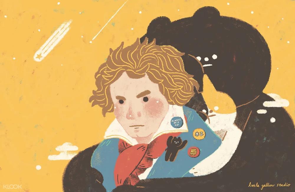貝多芬250周年紀念活動,樂來樂懂你